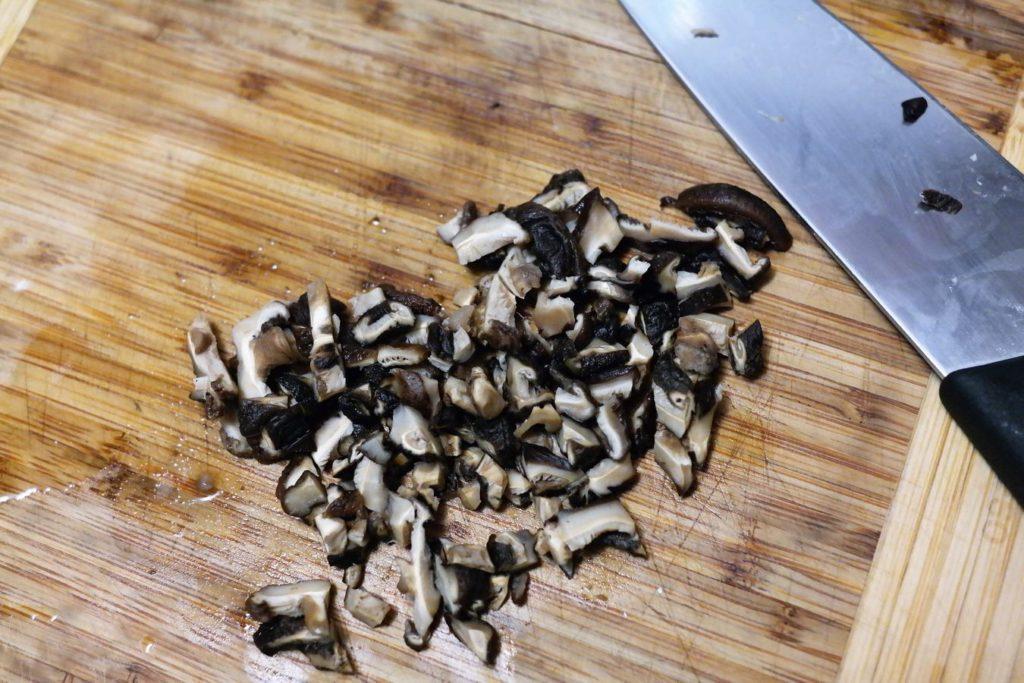 chopped-mushrooms