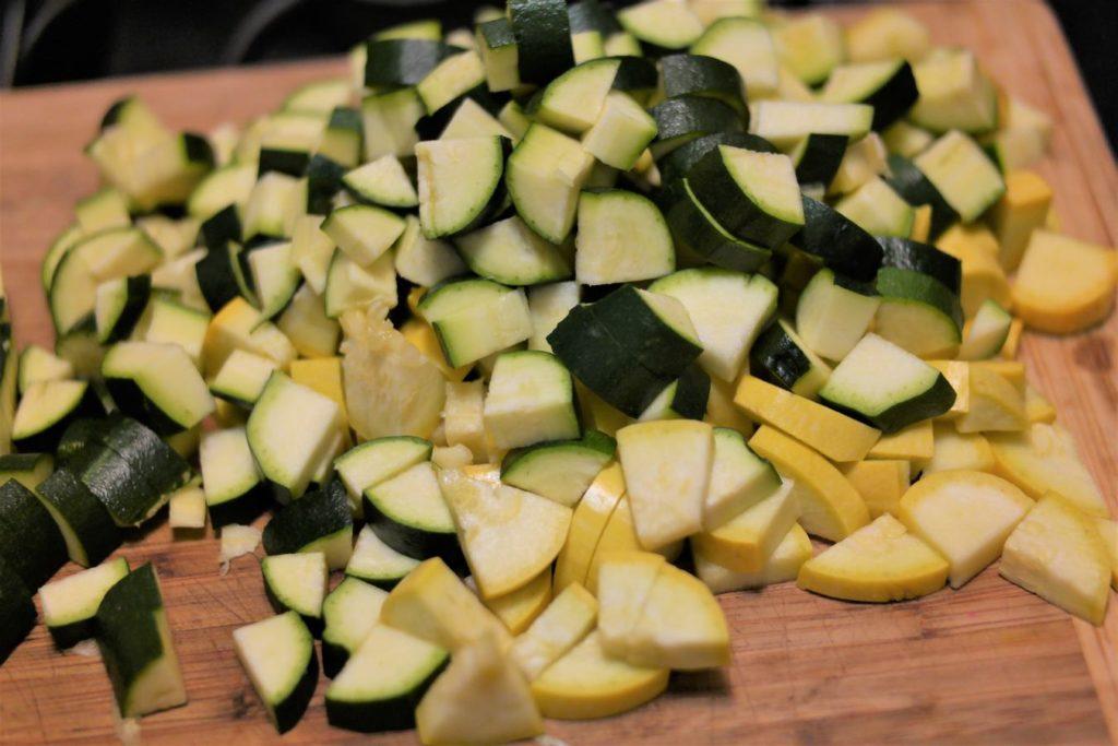 chopped-squash