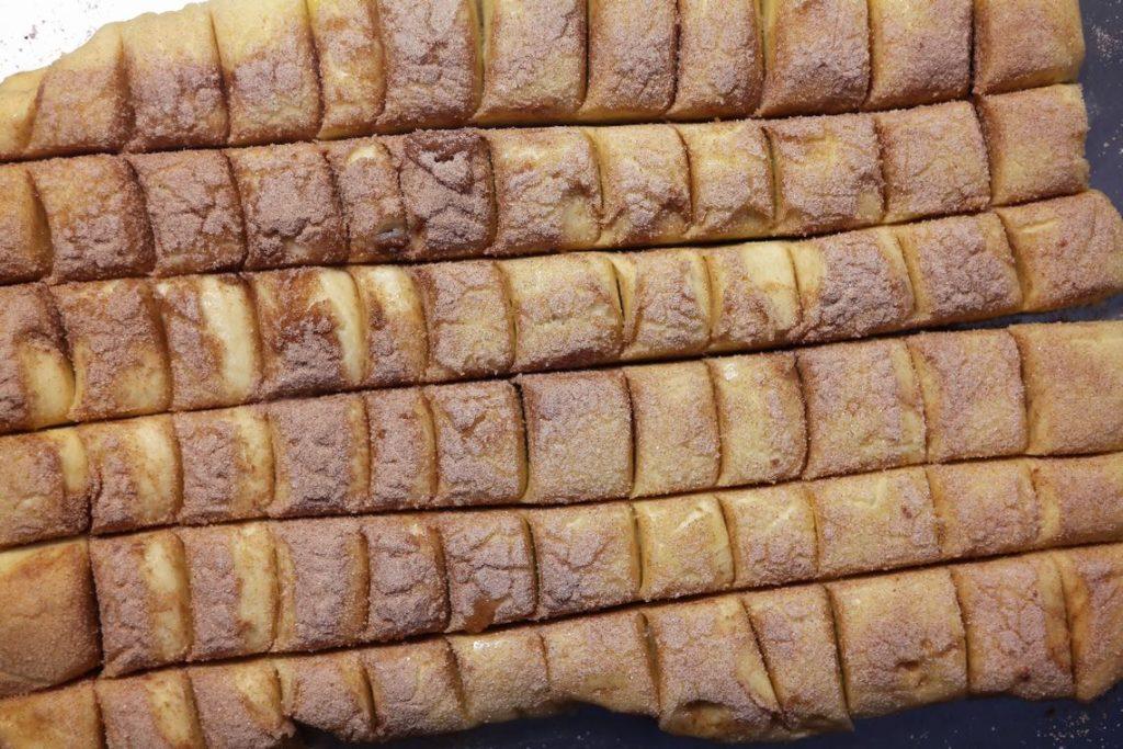 cubed-dough